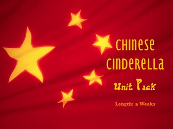 Unit Questions: 'Chinese Cinderella' Adeline Yen Mah