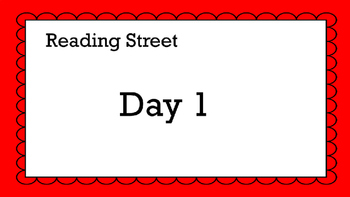 Unit R Week 1 PowerPoint. Sam. Reading Street. First Grade. Interactive Lesson.
