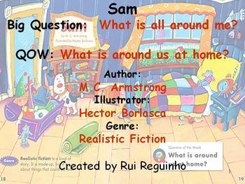 Unit R Week 1 - Sam - Lesson Bundle (Versions 2013, 2011,