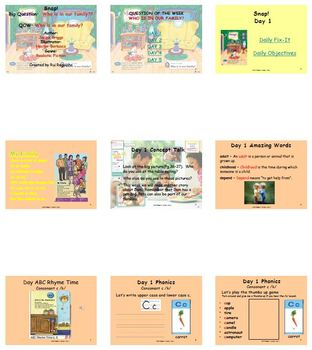 Unit R Week 2 - Snap - Lesson Bundle (Versions 2013, 2011, and 2008)