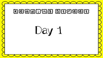 Unit R Week 2 PowerPoint. Snap. Reading Street. First Grade. Interactive Lesson.