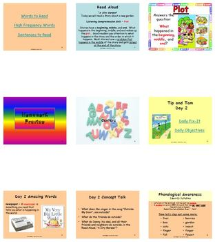 Unit R Week 3 - Tip and Tam - Lesson Bundle (Versions 2013, 2011, and 2008)
