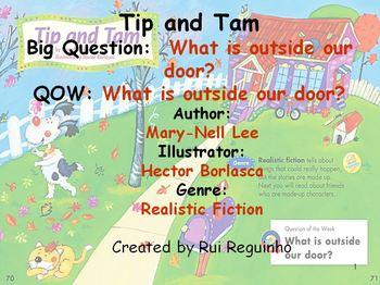 Unit R Week 3 - Tip and Tam - Lesson Bundle (Versions 2013