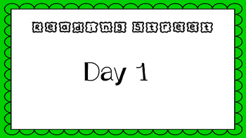 Unit R Week 4 PowerPoint. The Big Top. Reading Street. First Grade. Interactive.