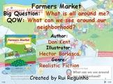 Unit R Week 6 - Farmers Market - Lesson Bundle (Versions 2