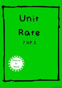 Unit Rate 7.RP.1