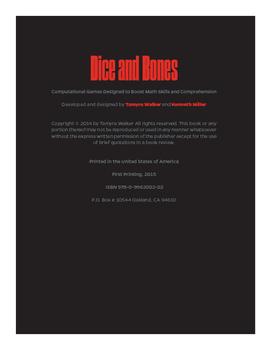 Unit Rate Bones (Domino Game)