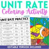 Unit Rate Activity : 6.RP.2