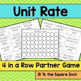 Unit Rate Game
