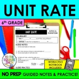 Unit Rate Notes