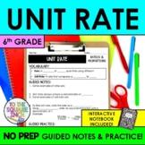 Unit Rate Notes