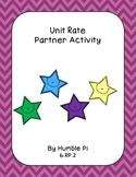 Unit Rate Partner Activity- 6.RP.2