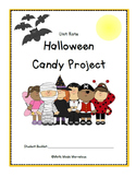 Unit Rate Project Using Halloween Candy!