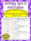 Unit Rate, Proportion, & Percent Word Problem Test Prep