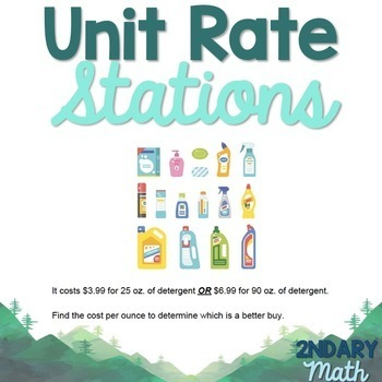 Unit Rate Stations