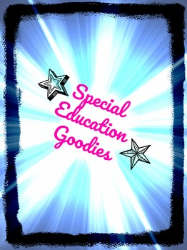 Unit Rate Vocabulary Introduction for Special Education