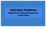 Unit Rate Word Problems