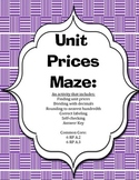 Unit Prices Maze: Which Product is the Better Buy?