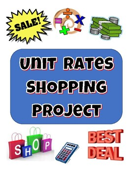 Unit Rates Shopping Project