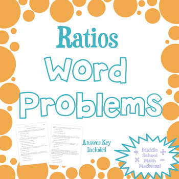 Unit Rates: Word Problems