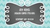 Unit Rates with Complex Fractions Scavenger Hunt