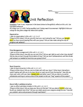 Unit Reflection