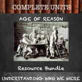 Unit Resource Bundle:  Age of Reason