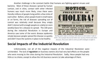 Unit Resource Bundle:  Industrial Revolution