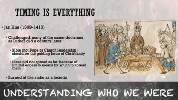 Unit Resource Bundle:  Protestant Reformation