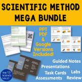 Scientific Method Mega Bundle for Middle School and High School