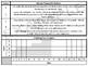 Unit Self Assessment Rubric
