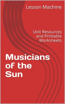 Unit Study Guide for Musicians of the Sun by Gerald McDermott