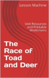Unit Study Guide for The Race of Toad and Deer by Pat Mora