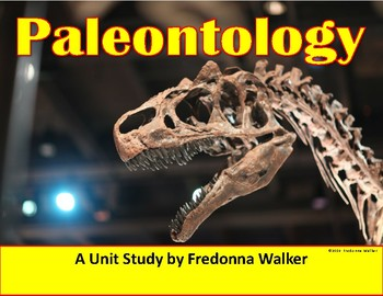 Unit Study: Paleontology