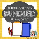 Unit Study and Lapbook Planning Bundle
