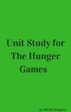 Unit Study for The Hunger Games
