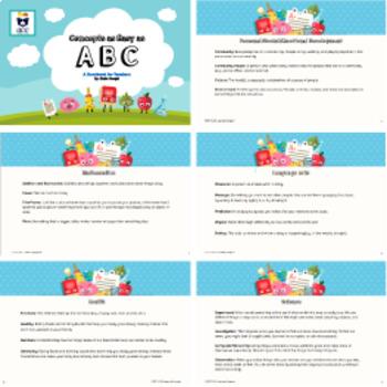 Unit Terms: Concepts as easy ABC