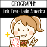 Unit Test: Latin America