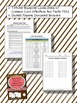 6th Grade Math Test {Ratios Rates Proportional Relationshi