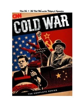 Unit Test- The Cold War and the Collapse of Imperialism