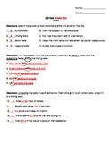 Verbs: Unit Test