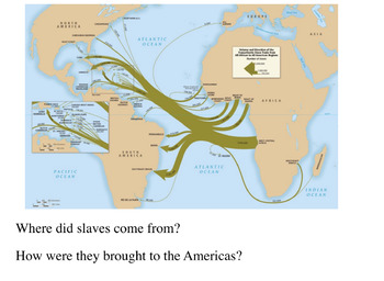 Unit Two: Early America, Topic Two: American Colonies