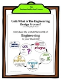 Unit- What is The Engineering Design Process? STEM, STEAM,