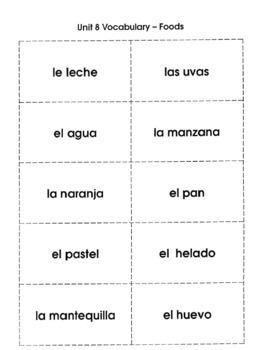 Unit for La Comida (food)