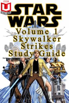 Unit for Marvel Comics Star Wars Volume One: Skywalker Strikes (2015)