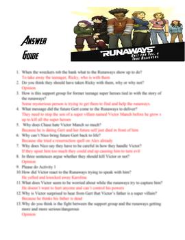 Unit for Runaways Vol. 4: True Believers