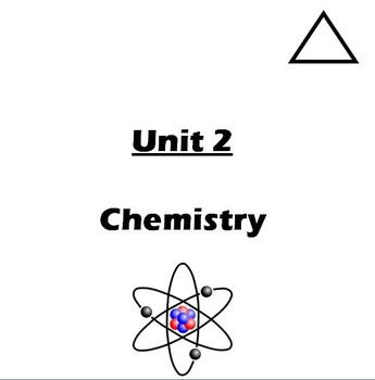 Unit in a Folder: Chemistry