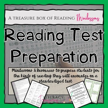Reading Test Preparation--A Collection of Minilessons to Prepare for Testing
