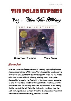Unit of Work: 'The Polar Express'