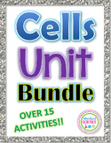 Unit on Cells: Plant & Animal Cells and their organelles or parts